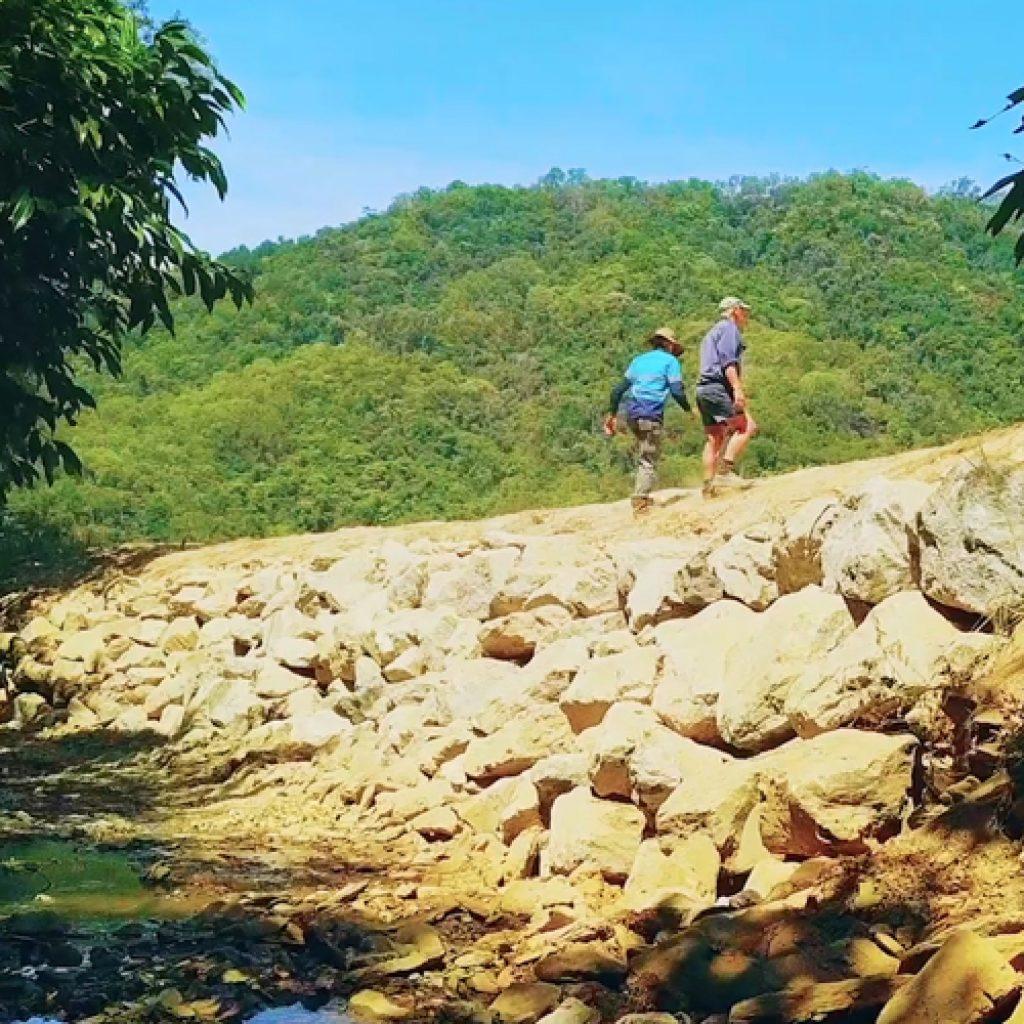 Mossman Riverbank Erosion Fixed