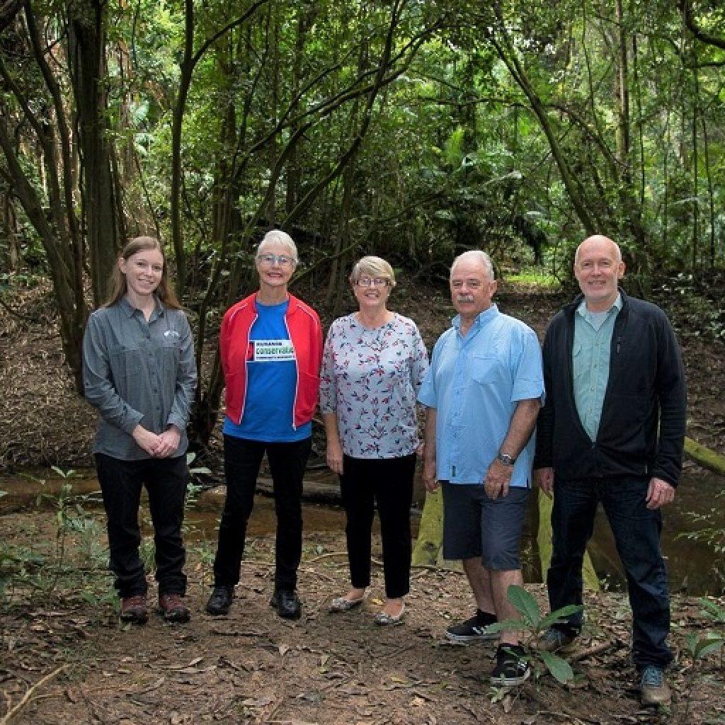 Nature Refuges for Cassowaries