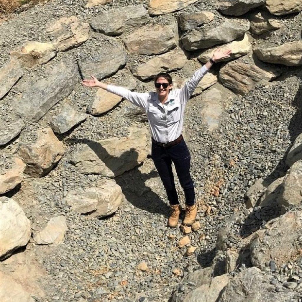 Zuni bowls to fix erosion