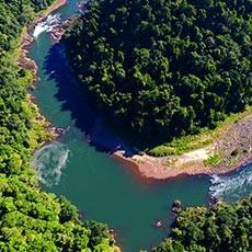 upper johnstone river